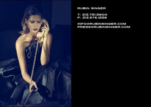 Contact Rubin Singer