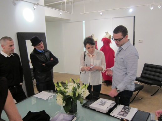 FALL/WINTER 2013 COLLECTION VALKIRE'S DOMINIOM FASHION PRESS PREVIEW