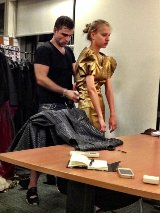 Bangkok Fittings by Rubin Singer