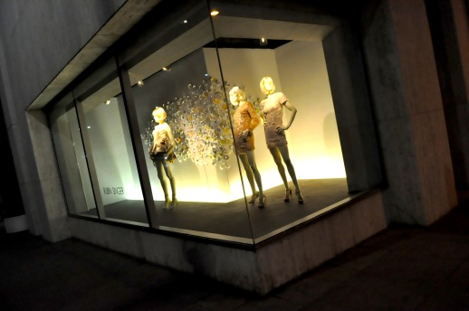 NEIMAN MARCUS BEVERLY HILLS BY RUBIN SINGER BY NIGHT