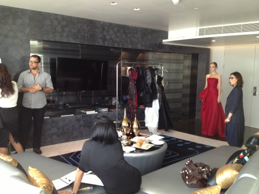 RUBIN SINGER PRIVATE BUYER APPOINTMENTS IN BANGKOK