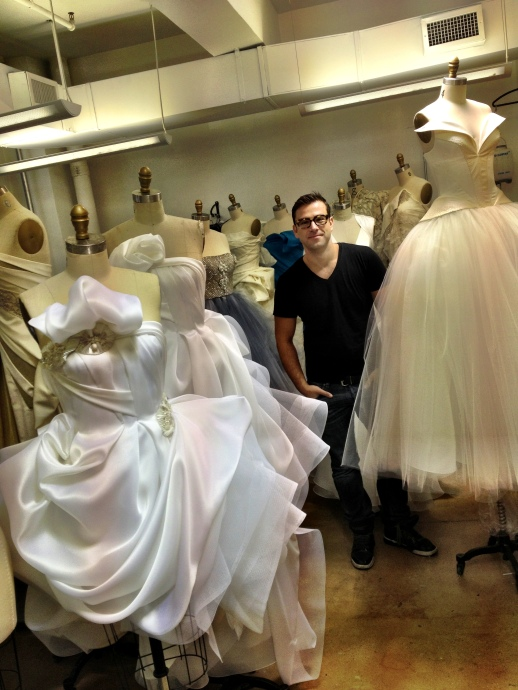 Rubin Singer's Bridal 2013 Collection has began