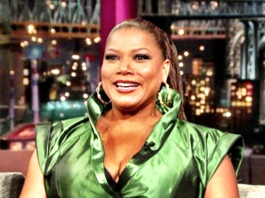 PHOTOS FROM THE VAULT: QUEEN LATIFAH CHOOSES RUBIN SINGER