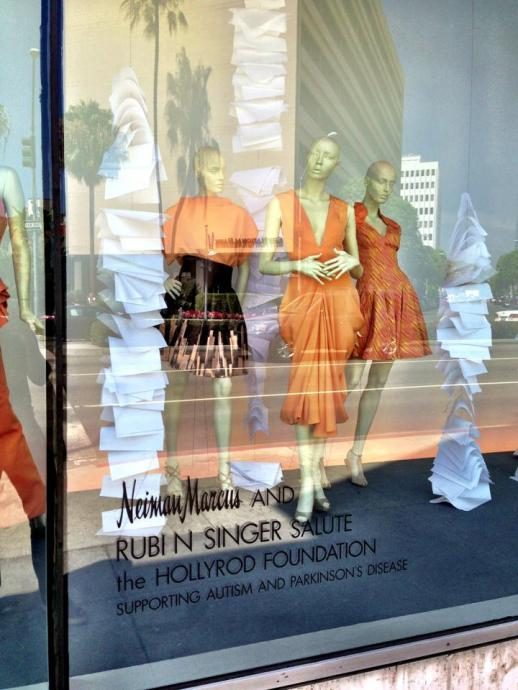 2013 RESORT COLLECTION BY RUBIN SINGER PREVIEWS AT NEIMAN MARCUS BEVERLY HILLS