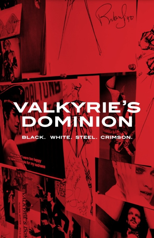 VALKYRIE'S DOMINION LOOKBOOK FALL 2013 BY RUBIN SINGER
