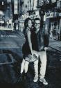 Denise Vasi and Rubin Singer seen at...