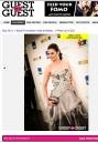 Socialite Alessandra Emanuel wearing Rubin Singer at the Brazil Foundation Gala at MOMA