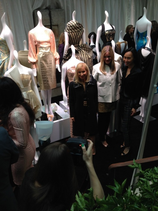 Rubin Singer arrives to Neiman Marcus San Francisco