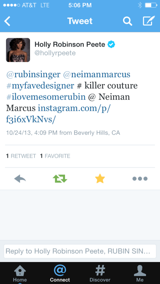PRIVATE EVENT AND PERSONAL APPEARANCE AT NEIMAN MARCUS BEVERLY HILLS