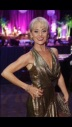 Tracie Bennett wearing Rubin Singer Couture F/W 2013