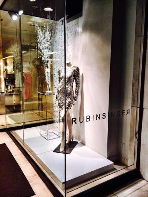 Rubin Singer two day event at Saks Jandel in Washington D.C. Featuring a personal appearance by the designer today and a VIP in store fashion show tomorrow.
