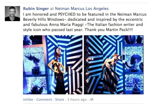 Neiman Marcus Beverly Hills Windows