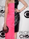 RUBIN SINGER COUTURE SEEN ON STAGE AT THE 2014 PEOPLE CHOICE AWARDS