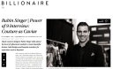 Power of 9 Interview / Rubin Singer | Power of 9 Interview: Couture as Caviar