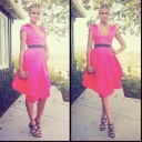 Sarah Wright Olsen by RUBINSINGER Couture Styled by Jeff Kim