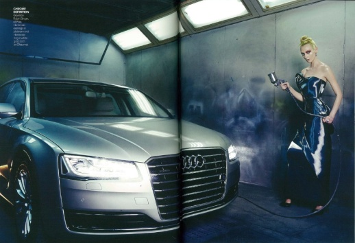 Red Carpet Rollout for AUDI Singapore and RUBINSINGER by Tatler Singapore