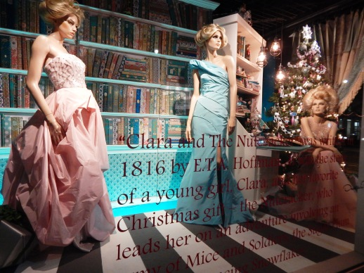 RUBINSINGER Holiday Windows at Neiman Marcus Beverly Hills