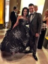 SLOAN BARNETT AT SAN FRANCISCO MID-WINTER GALA 2015 BY RUBINSINGER COUTURE